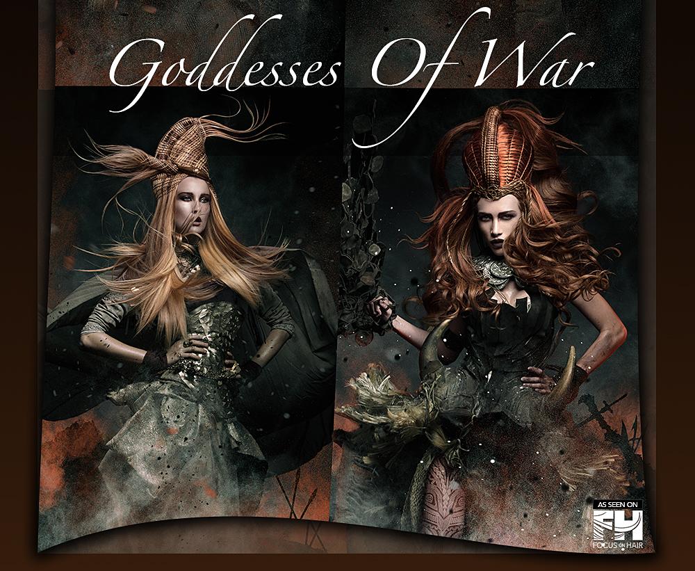 Goddesses Of War