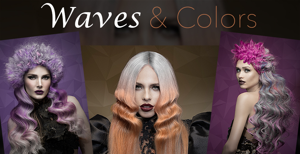 Gonzalo Zarauza Wave and Colors Collection