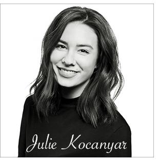 Julie Kocanyar - Headshot