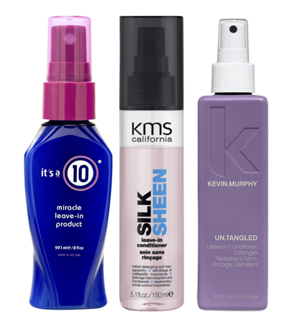 Leave-in Spray Conditioners