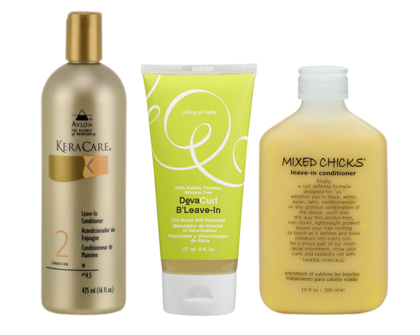 Leave-in Conditioners for Curly Hair