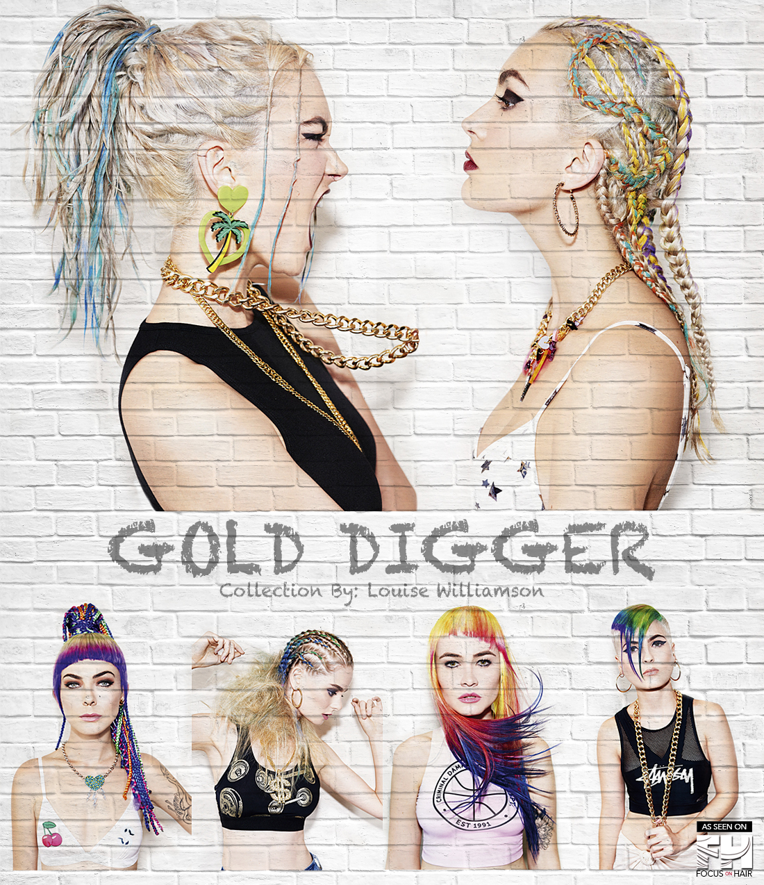 Gold Digger by Louise Williamson