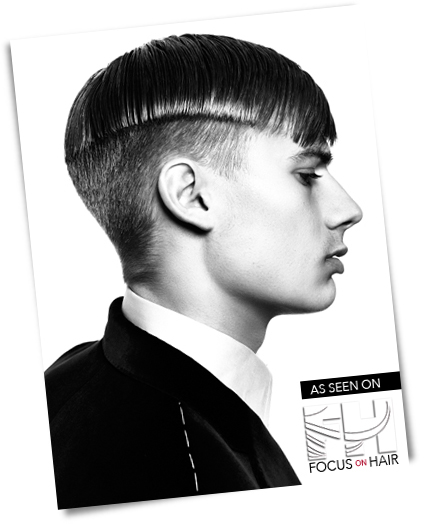 Hot Men by Carole Haddad of Corcorz Hair