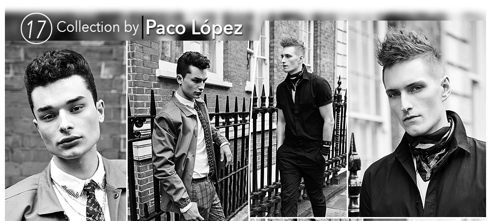 Seventeen by Paco López