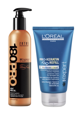 Leave-in Conditioners for Damaged Hair
