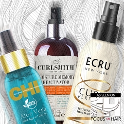 Coil Spritz – Best Curl-Enhancing Sprays