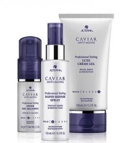 Alterna's Caviar Line Gets a Makeover