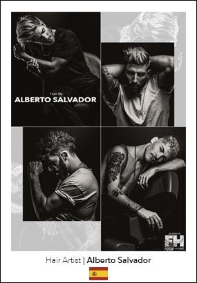 Alberto Salvador