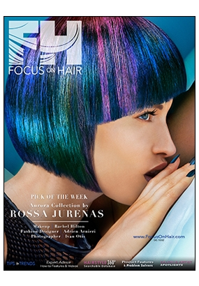Rossa Jurenas' Aurora Hair Color Trends