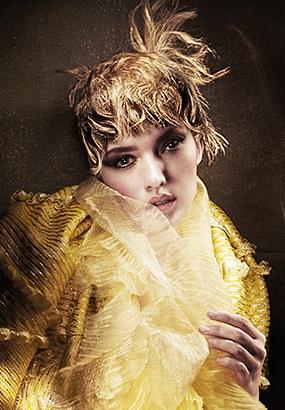 Savage Beauty by Nathan Cherrington