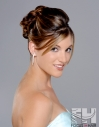 Updo upstyle formal prom hair hairstyle