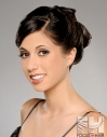 Formal updo upstyle hairstyle