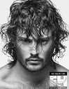Wet Waves mens hairstyles