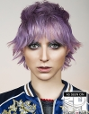 Flicky Lilac short hairstyle - FO18-1698