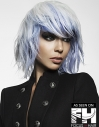Blue Waves bob hairstyle