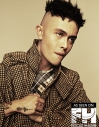 Spike Top hairstyle for men