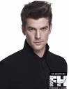Bed Head Pomp  men's Hairstyle