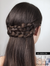 Pinned-Up Braid