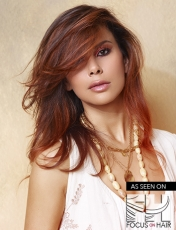 HAir color trends fall 2021
