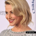 Julianne Hough Wavy Bob