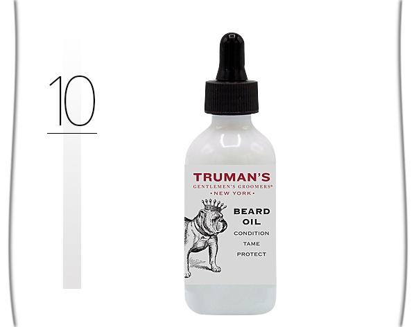 Truman's Beard Oil