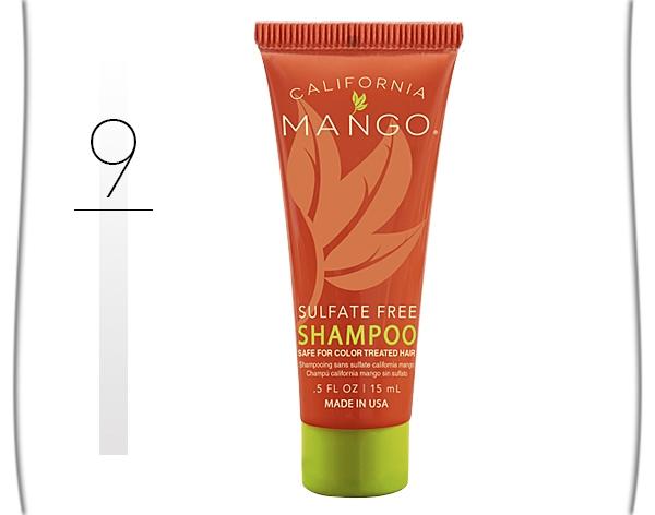 California Mango Sulfate Free Shampoo