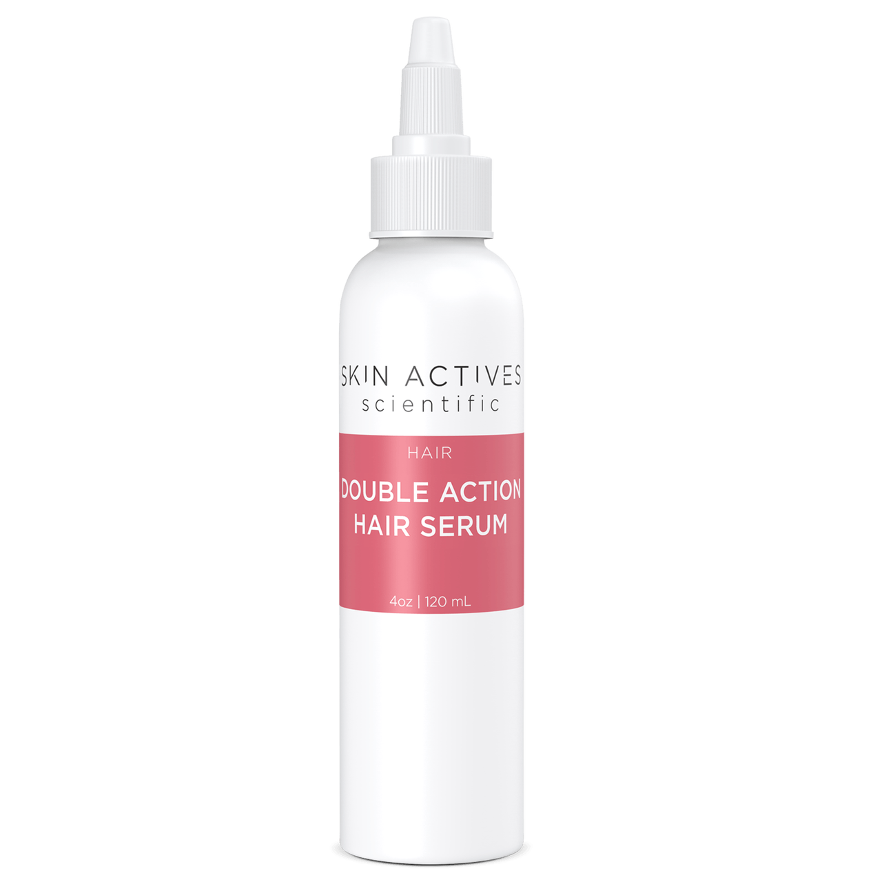 Skin Actives Double Action Hair Serum