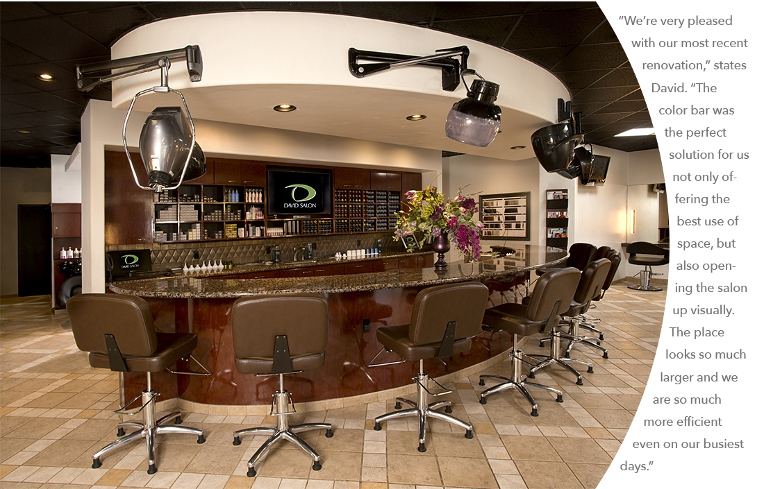 The David Salon Boldly Business Savvy