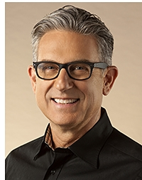 David Bickle, owner of The David Salon