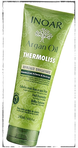 Inoar Argan Oil Thermoliss