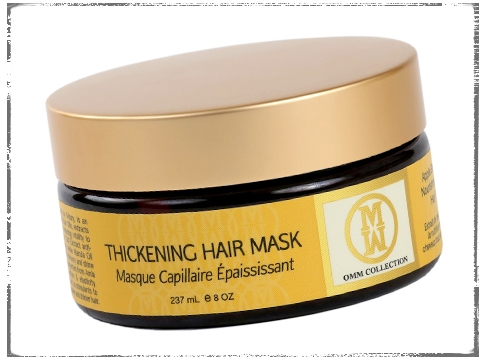 OMM Thickening Hair Mask