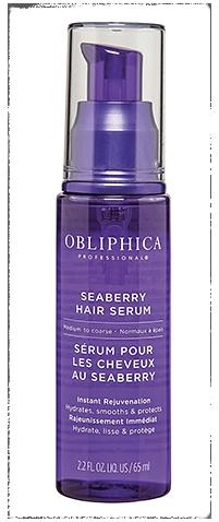 Obliphica Seaberry Hair Serum