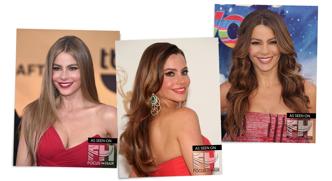 Sofía Vergara's Style Evolution
