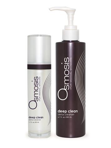 Osmosis Skincare's Deep Clean Detox Cleanser