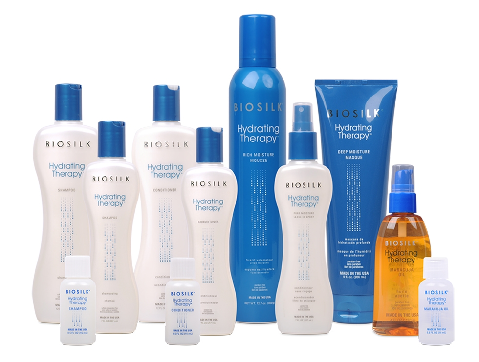 BioSilk Hydrating Therapy Line