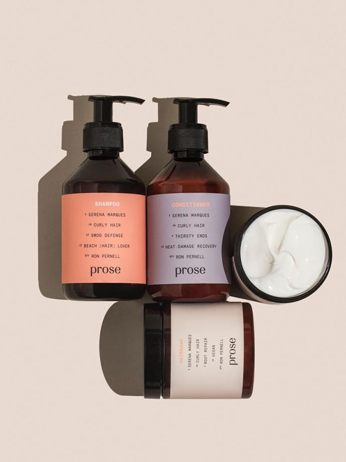 Prose Customized Hair Care