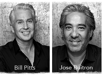 Bill and Jose of Jose Louis Salon
