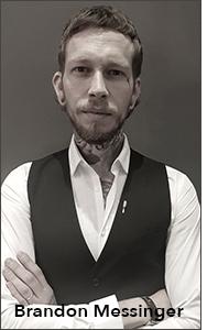 Brandon Messinger Headshot