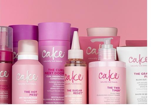 Cake Hair care