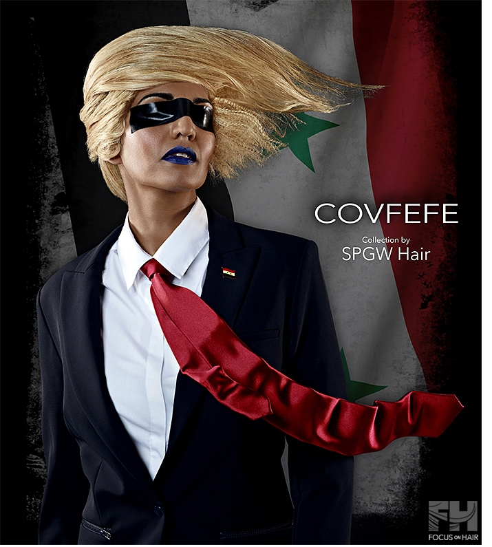 Covfefe by SPGW Hair