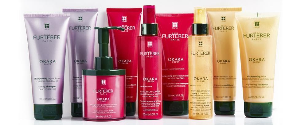 René Furterer Announces OKARA Collections