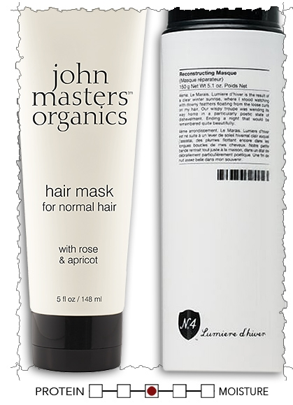 Going Deep Hair Masks & Intense Treatments