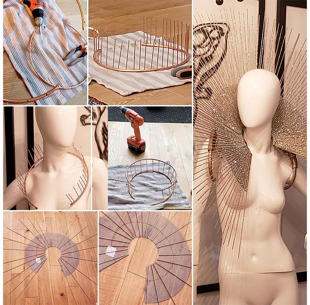 Intrepid Wardrobe Creation