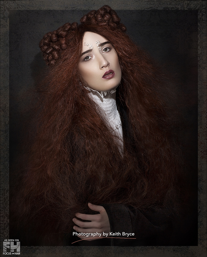 Renaissance Keith Bryce Red Hair