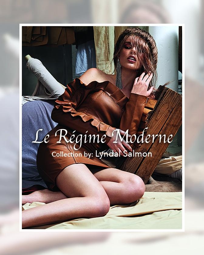 le Régime Moderne by Lyndal Salmon