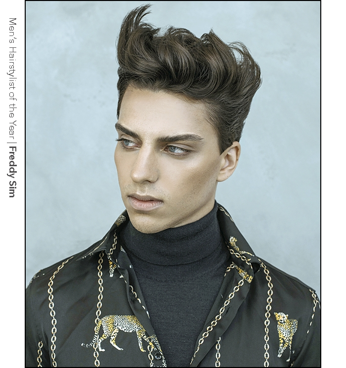 Contessa 2020 Mens Hairstylist