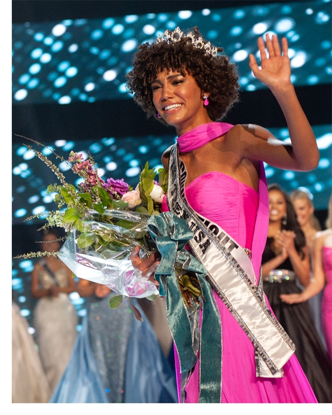 Miss Teen USA 2019 Kaliegh Garris