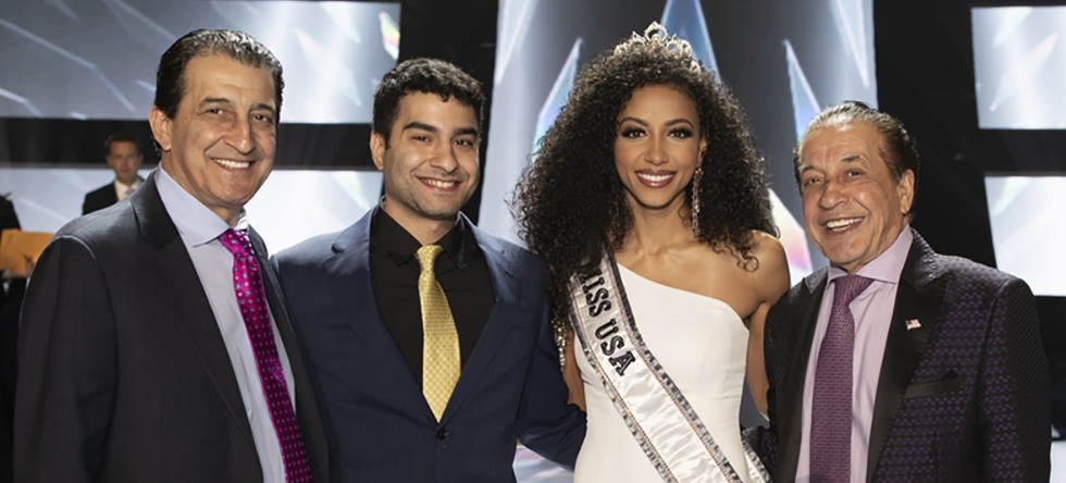 CHI was the official sponsor for 2019 Miss USA pageants. Miss USA 2019 Cheslie Kryst