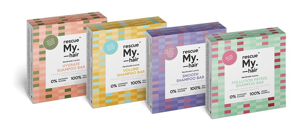 Rescue My. Hair Shampoo Bars