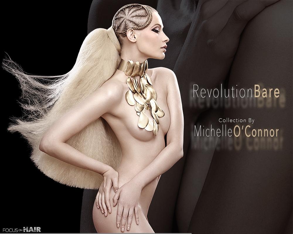 Revolution Bare by Michelle O'Connor